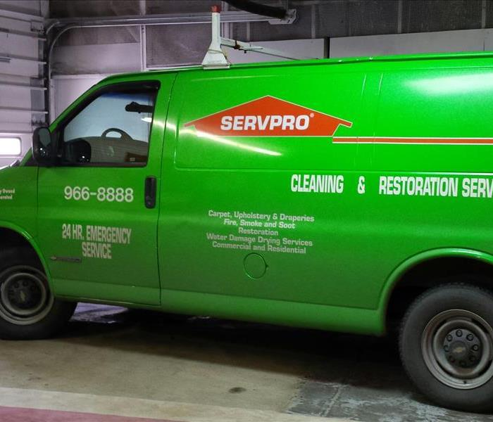 General For Immediate Service, Call SERVPRO of Richmond, IN