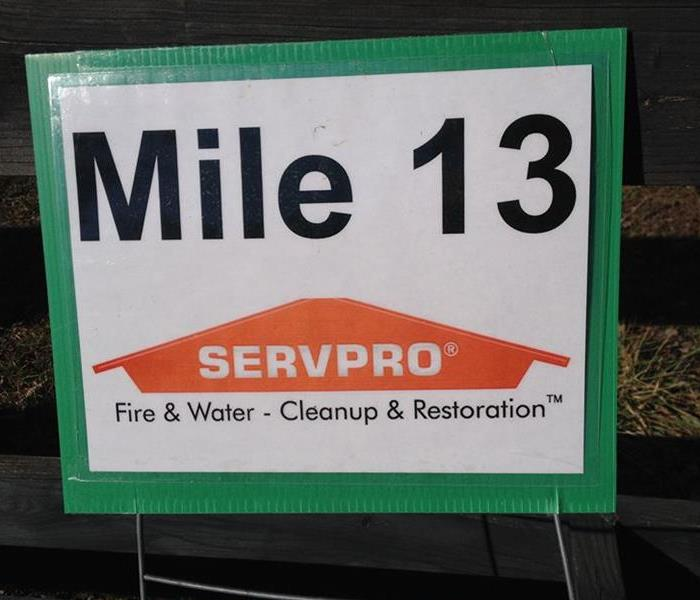Community SERVPRO of Richmond Sponsors Mile for Hayes Arboretum Winter Trail Run